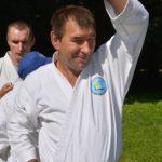 Trening karate